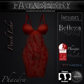 Phaedra - Peach Echo